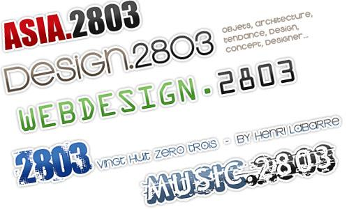 logos 2803