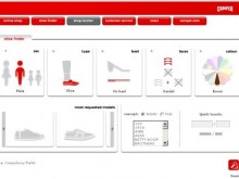 camper shoe finder