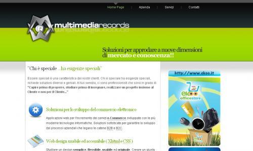 multimadia records