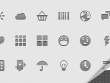 Les icônes pour android