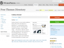 WordPress › Codium Extend « Free WordPress Themes